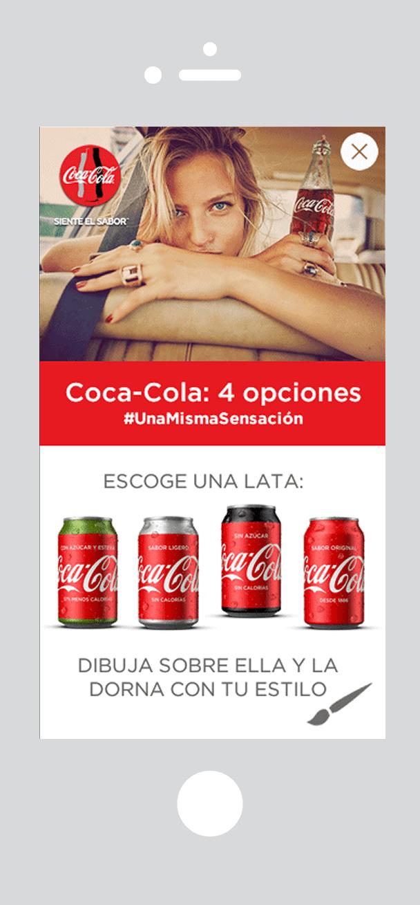 Brand Engagement - Coca Cola