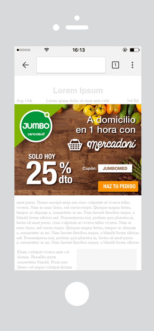 User Acquisition - Mercadoni